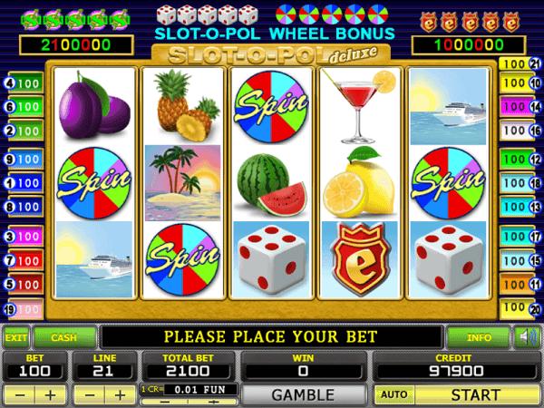 Игровой автомат slot o pol (слот о пол): играть слоты ешки онлайн — goxbet