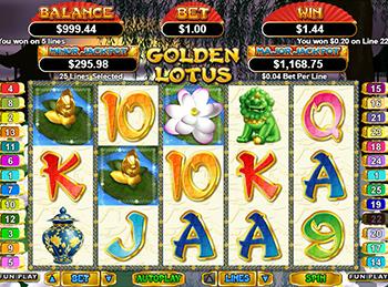 Golden lotus золотой лотос игровой автомат англия