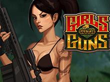 Девушки С Пушками – Жара В Джунглях в Вулкан Делюкс